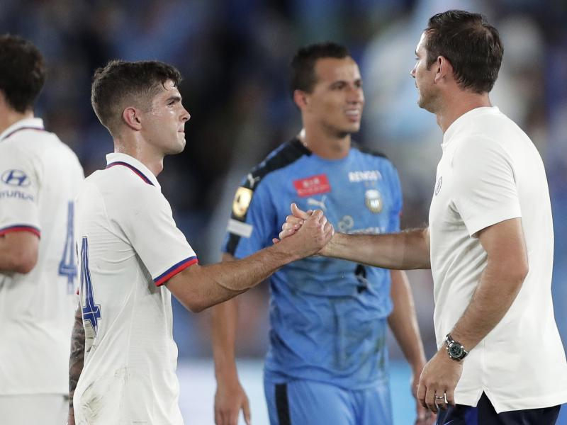 Lampard responds to RB Salzburg manager's comments on 'not rating' Christian Pulisic
