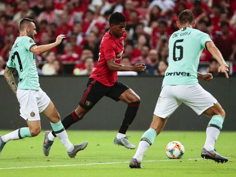 Manchester United kick off International Champions Cup with a victory over Inter Milan