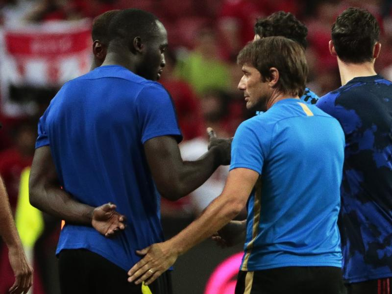 UCL: Conte tasks players to give everything against Dortmund