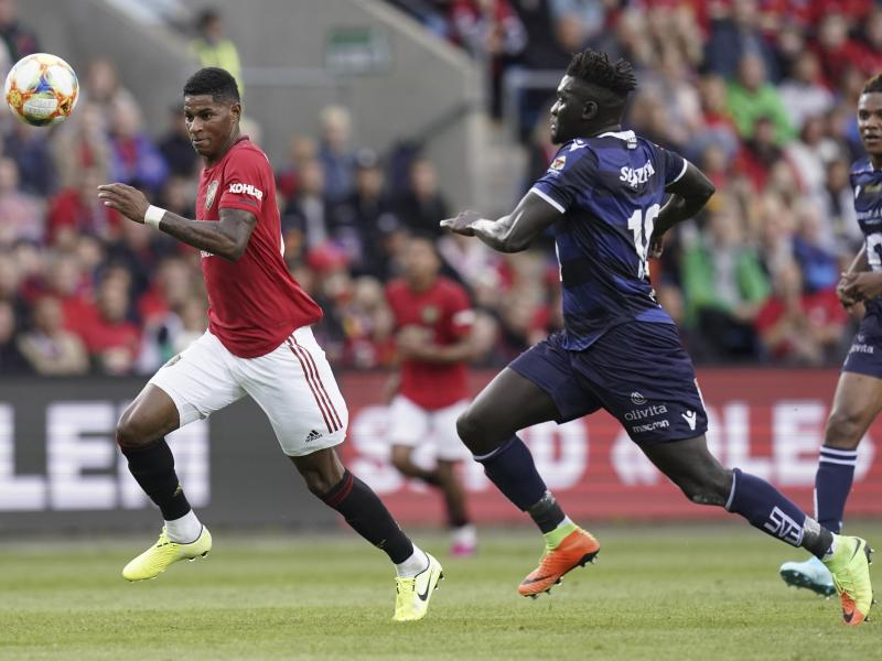 Marcus Rashford reveals which position he wants to play this season