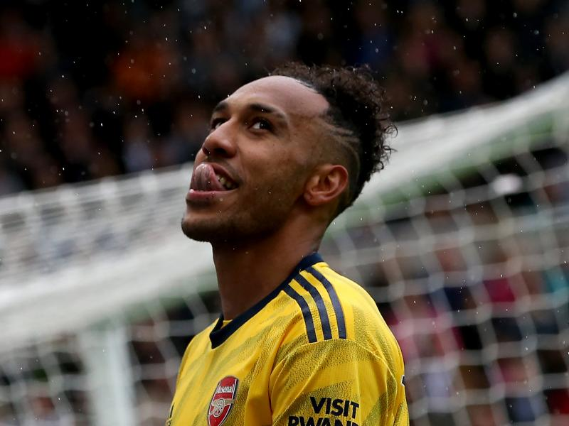 Jurgen Klopp reveals Pierre-Emerick Aubameyang's weakness ahead of Arsenal clash