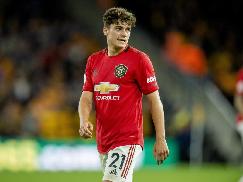 Manchester United winger Daniel James reveals how he almost quit football