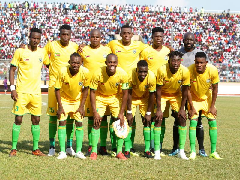 08e84ed7f Zimbabwe national team announce Umbro deal