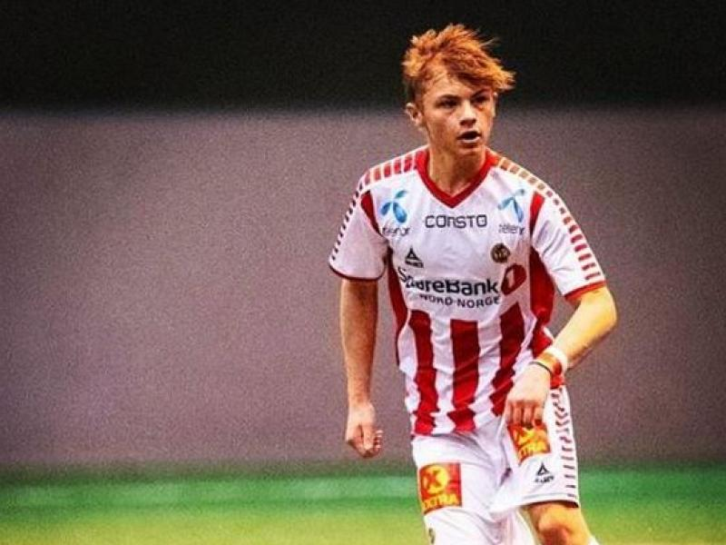 Manchester United sign Norwegian teenager from Tromso