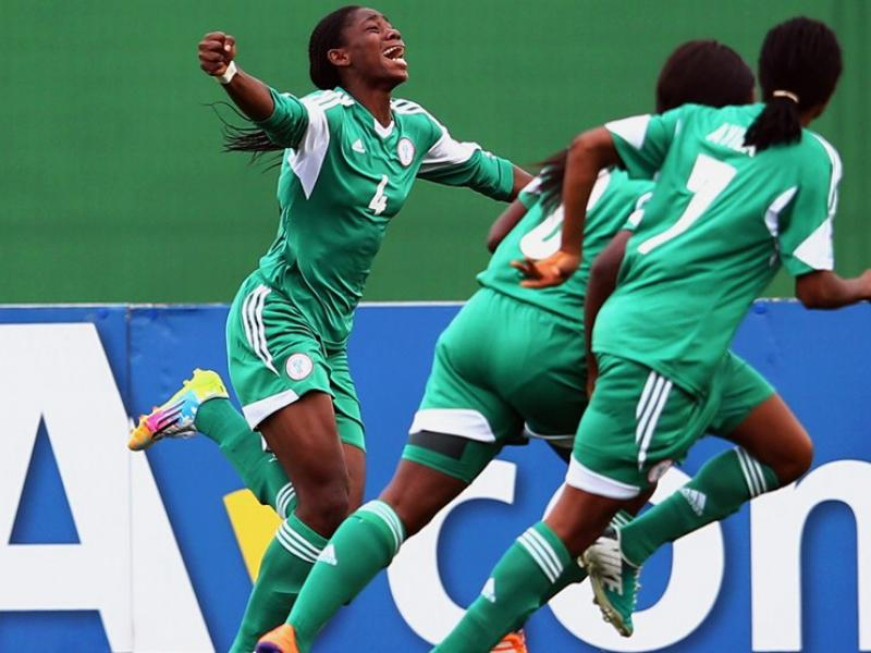 2019 AAG: Falconets to tackle South Africa, Cameroon