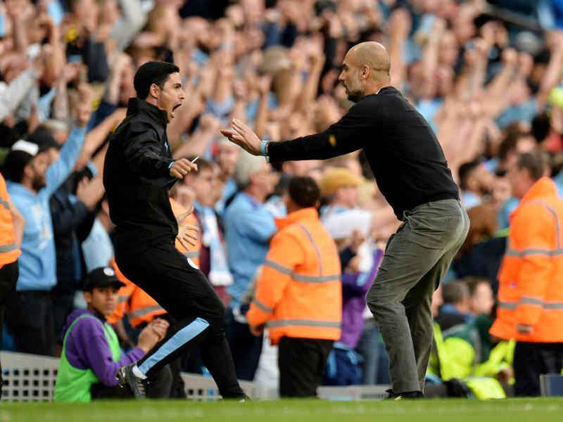 'The level is rising all the time' - Guardiola impressed by Chelsea, Arsenal