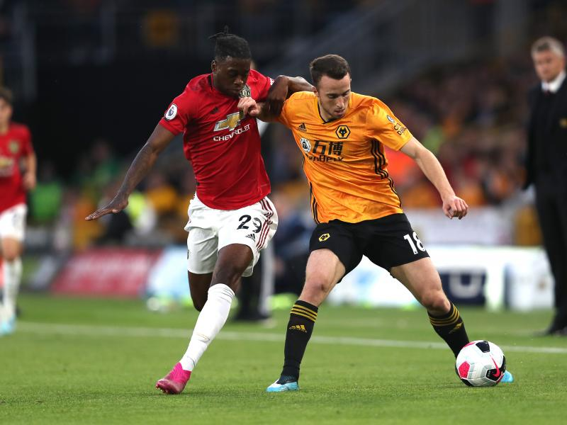 Man United's Aaron Wan-Bissaka reveals tackling target for every game