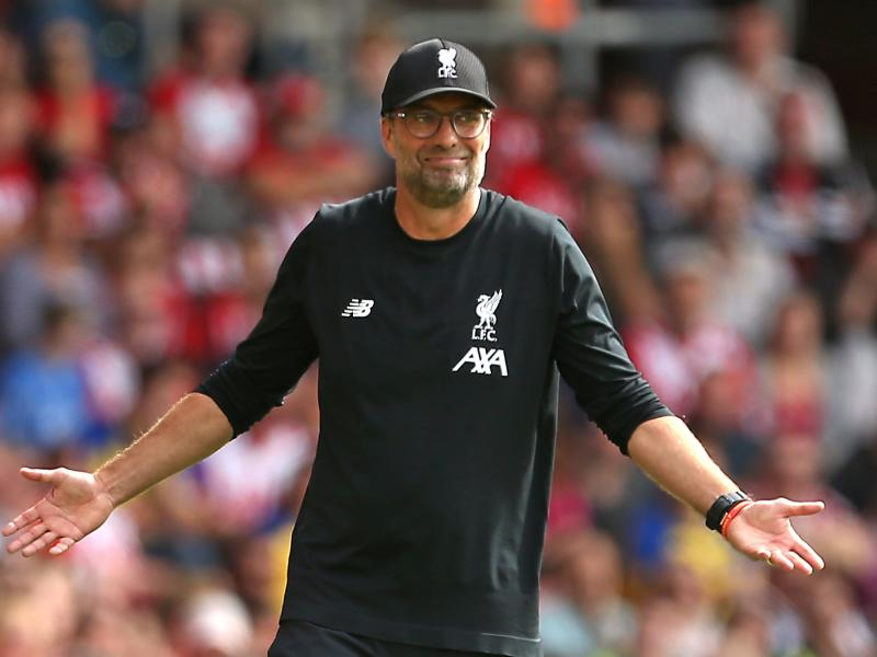 'I wouldn't expect it' - Klopp rules out goal-filled match against Arsenal
