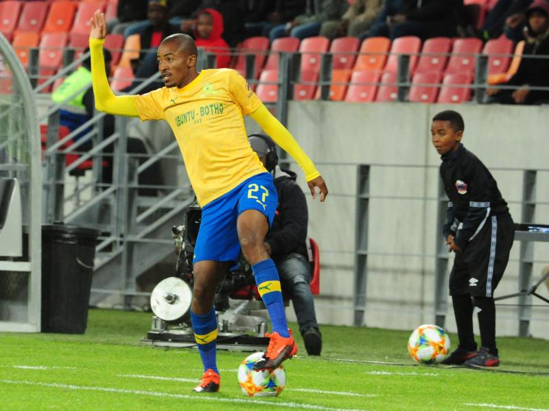👆🏾🔵 Sundowns vs SuperSport line-ups: Morena & Meza in attack