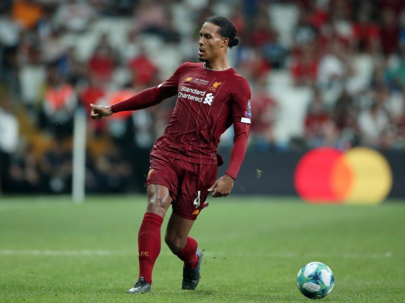 Virgil van Dijk reveals the toughest opponent and best player he has played with