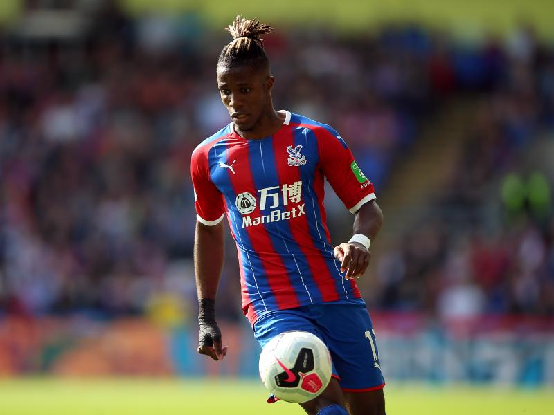 Wilfried Zaha finally speaks out after his failed £80m Arsenal summer transfer