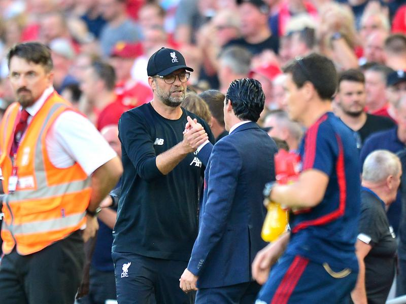 Disappointed Emery highlights Liverpool's strength that gave them the win at Anfield