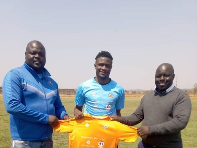 Kansanshi Dynamos announce five new acquisitions