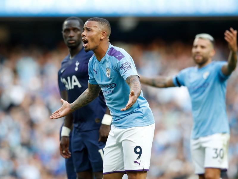 Why Gabriel Jesus was missing from Manchester City's squad against Bournemouth
