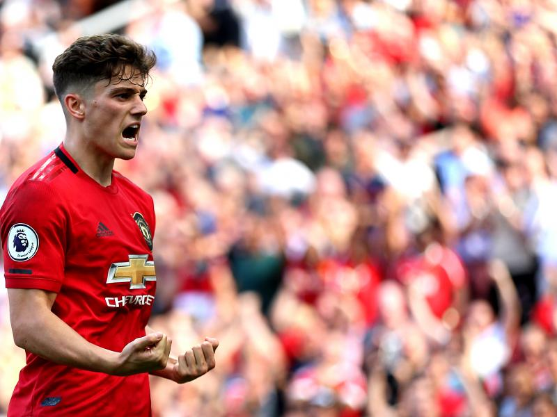 Daniel James fires a warning to Chelsea in Champions League race