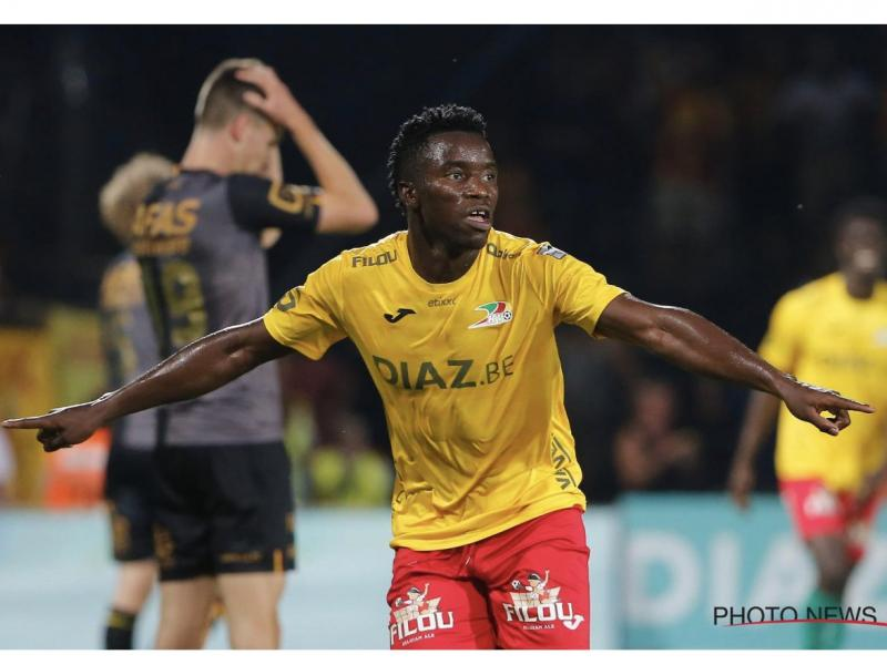 Fashion on target but Oostende suffer a big defeat
