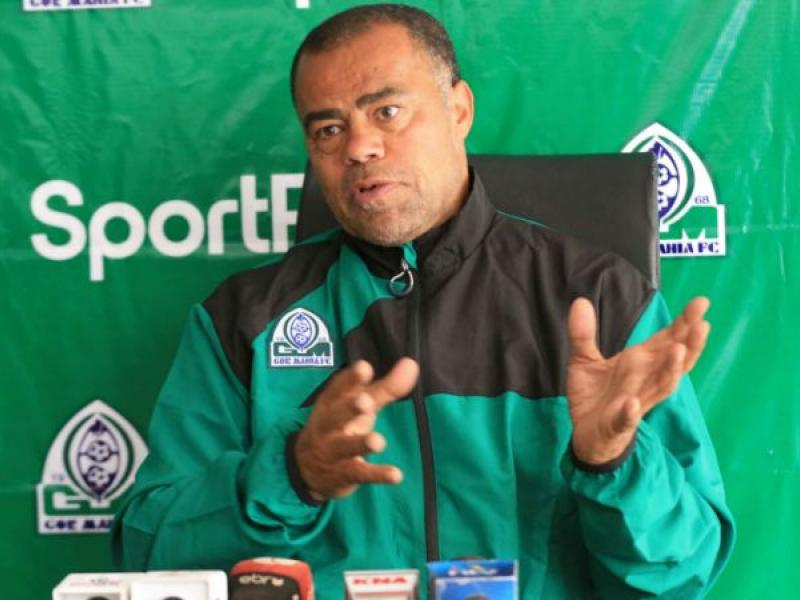 Steve Polack pays Kariobangi Sharks the ultimate compliment after Gor Mahia win