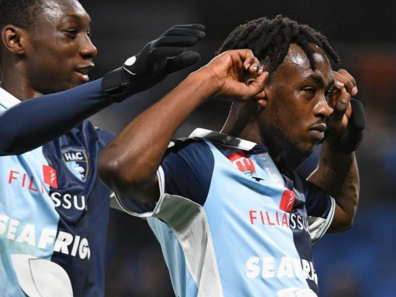 Watch: Zimbabwe's Kadewere scores his 10th goal in France