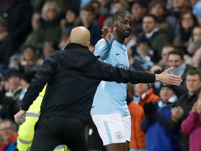 Yaya Toure  could join Adebayor at Paraguay's Olimpia