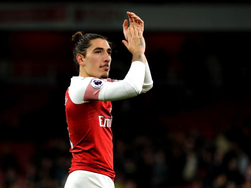 Injury update on Bellerin, Tierney, and Holding