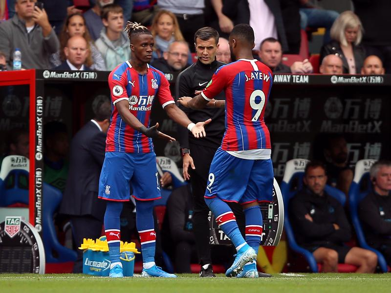 Carabao Cup: Jordan Ayew features in Crystal Palace's 5-4 defeat to Colchester United