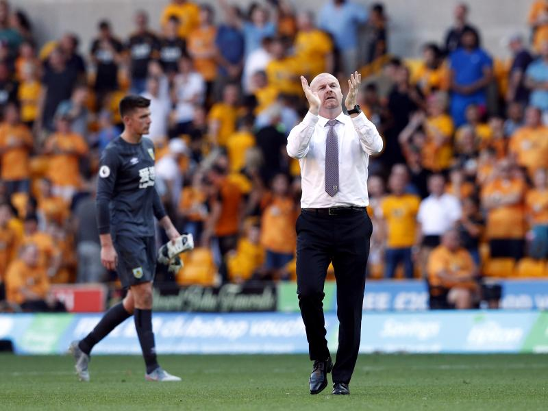 Carabao Cup: Burnley injury news, Sean Dyche introducing Danny Drinkwater