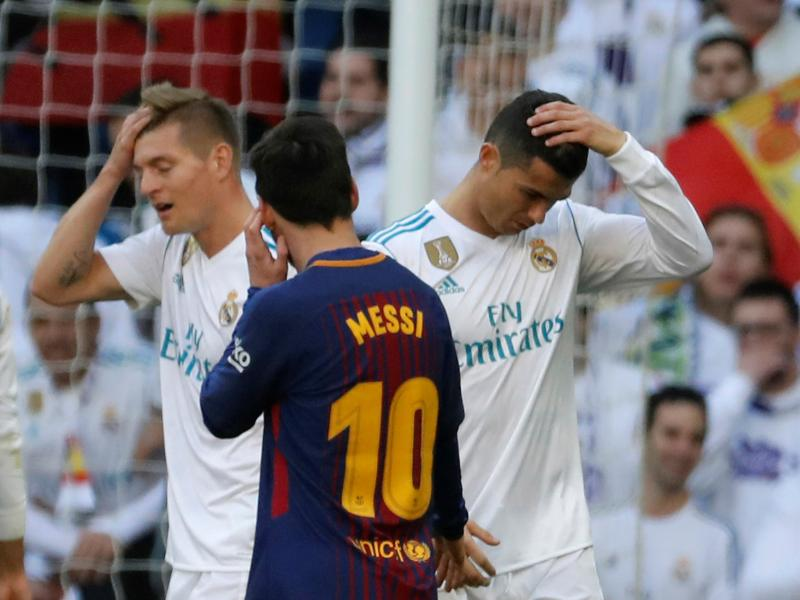 Lionel Messi reveals why he wanted Cristiano Ronaldo to stay at Real Madrid