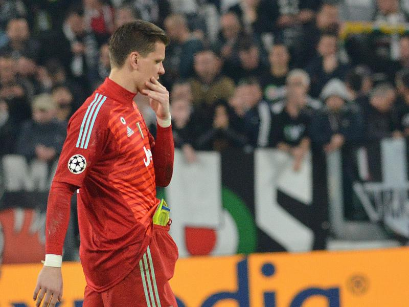 Szczesny opens up on Ronaldo's reaction to substitution
