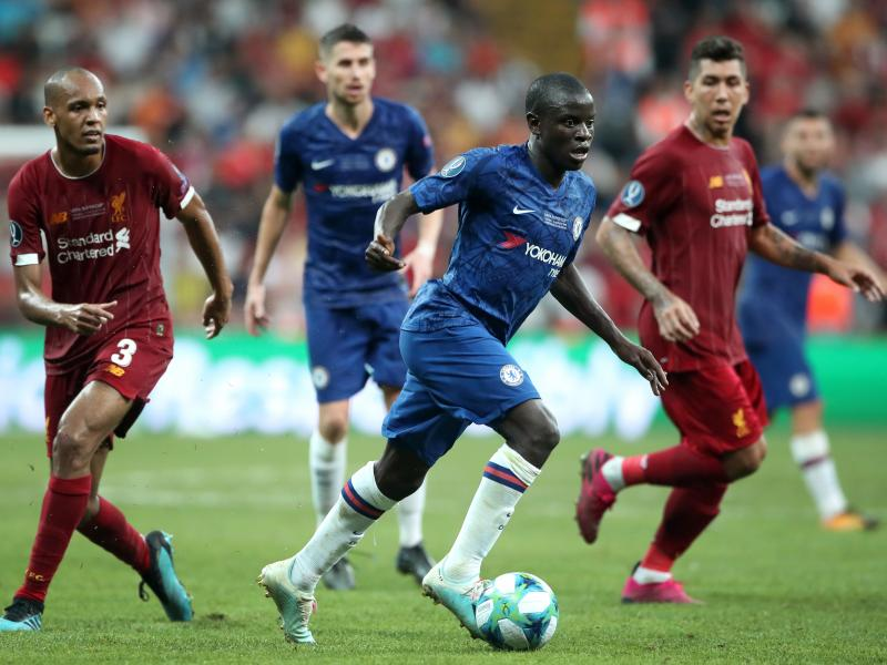N'Golo Kante opens up on his best position in the Chelsea midfield