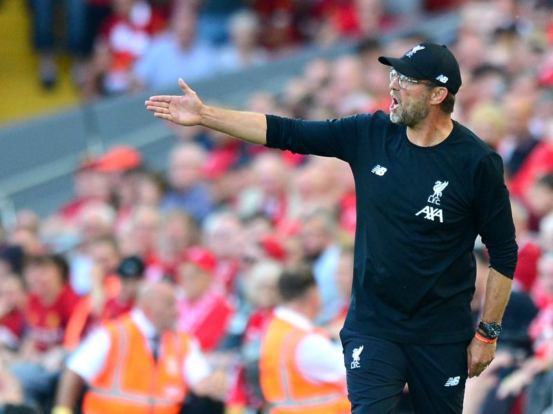Klopp assesses Man United's chances of qualifying for Champions League next season