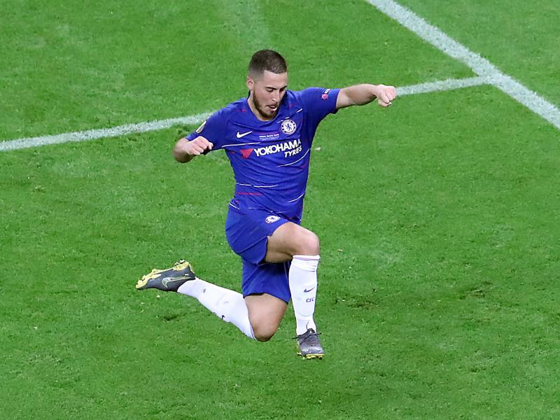 'When I finish I'll come back' - Hazard hints at Chelsea return once he leaves Real Madrid