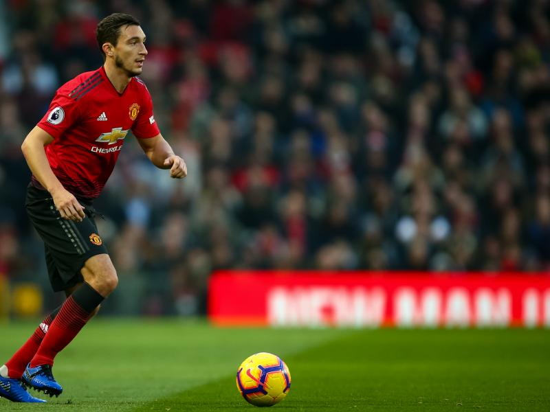 Matteo Darmian explains reason for leaving Manchester United