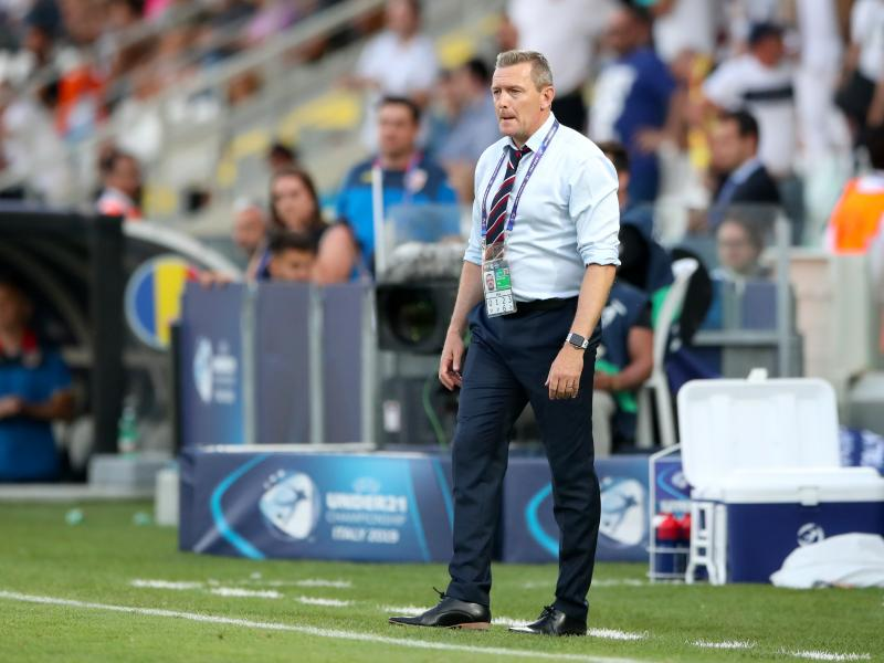 Aidy Boothroyd leaves England U21s role