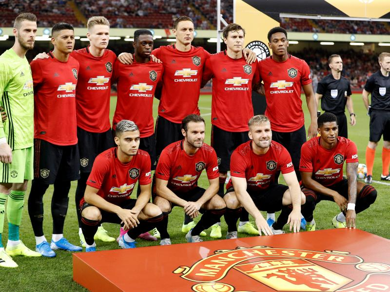 Manchester United's confirmed Europa League squad