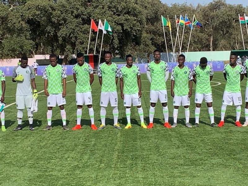 All Africa Games: Flying Eagles lose final to Burkina Faso