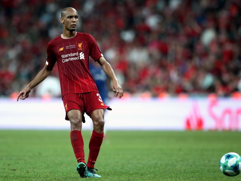 Fabinho warns Liverpool ahead of Wolves clash as he provides fitness update