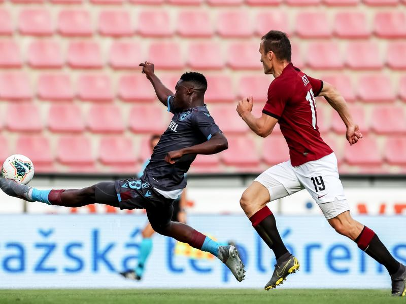 🇬🇭🇹🇷 Trabzonspor's Caleb Ekuban close to injury return after being out for a month