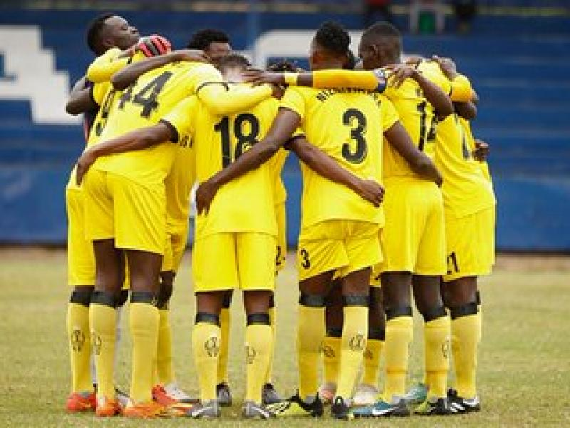 Wazito parade strong starting line to face AFC Leopards