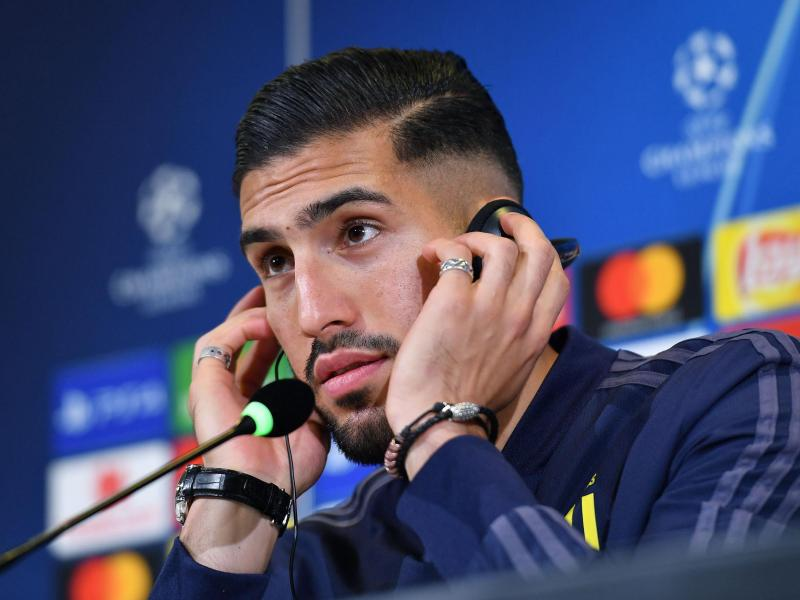 Emre Can lambastes Maurizio Sarri and reveals he is unhappy at Juventus