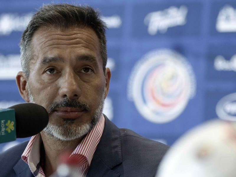 Costa Rica national team coach quits over 'vacation-like, boring' job