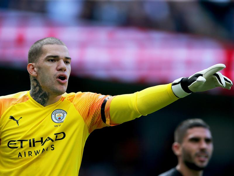 Ederson admits Liverpool's Allison is 'one step ahead' of the rest