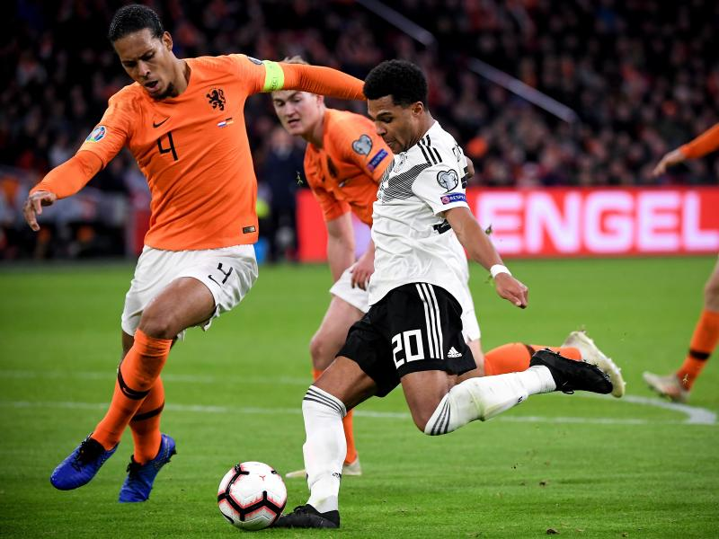 🧮 Northern Ireland vs Germany: Serge Gnabry spearheads young German attack