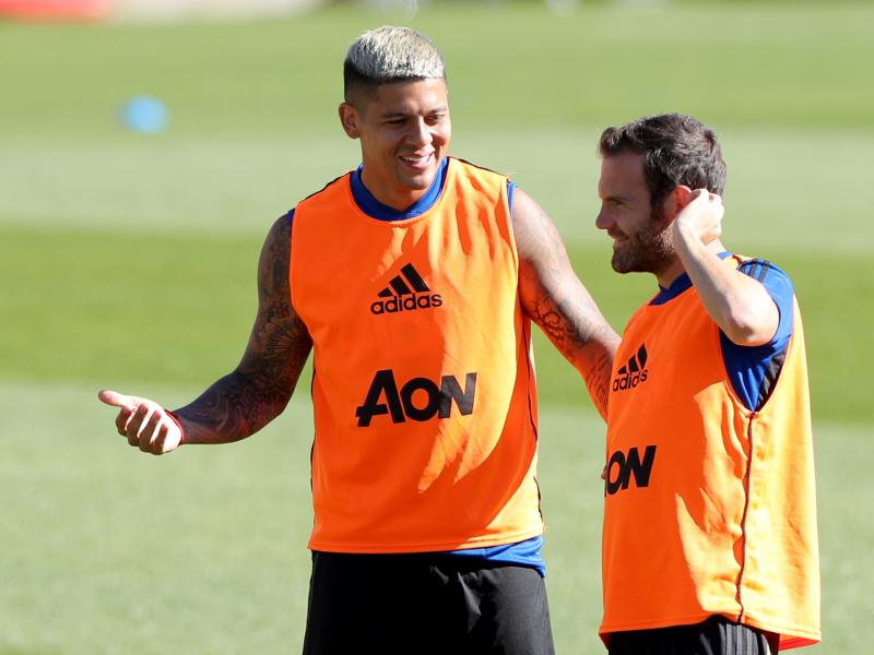 Marcos Rojo explains why move to Everton failed
