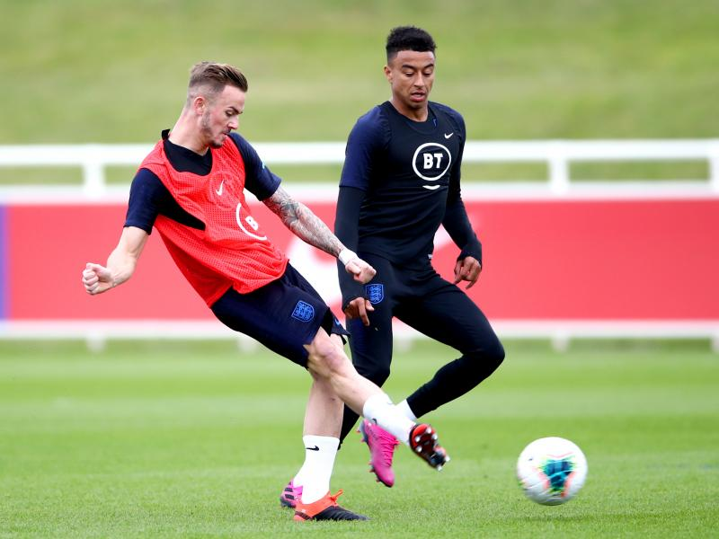 Lingard kept away from England squad