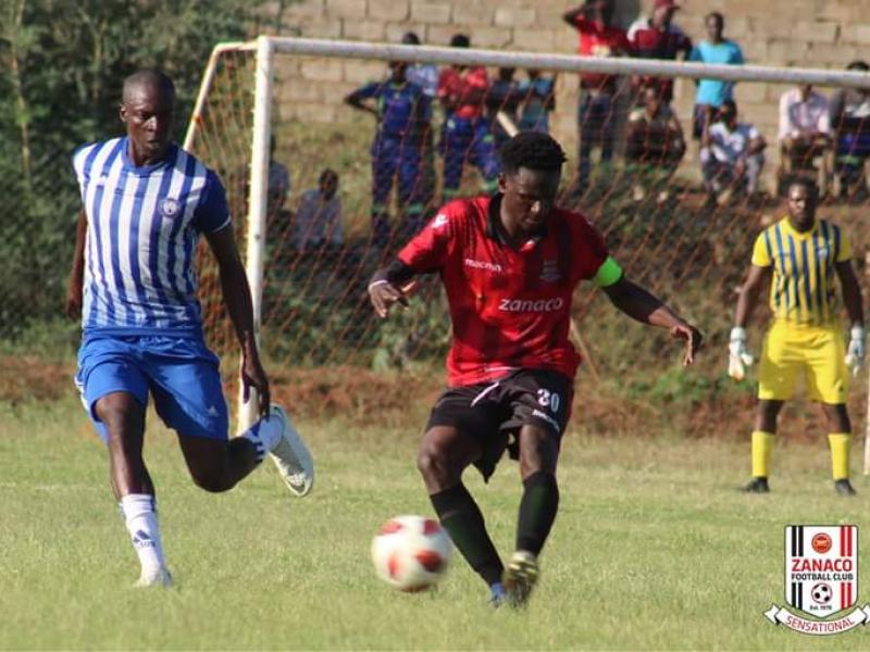 Zanaco influential midfielder doubtful for Eagles and Bolton clashes