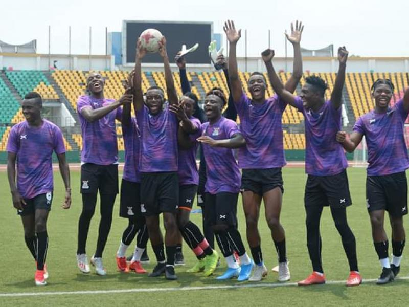 U23 AFCON: Chambeshi trims his provisional squad for locally-based players