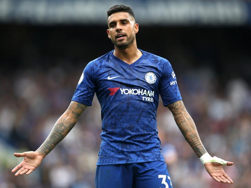 Emerson denies rumors that Lampard's controlling nature is forcing him out