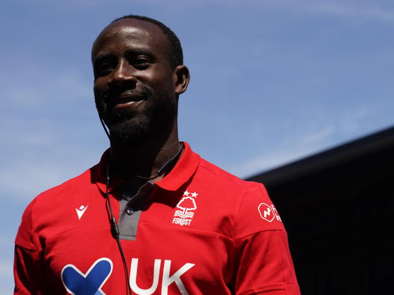 🇬🇭 🇬🇧 Albert Adomah is highly rated by Nottingham Forest fans