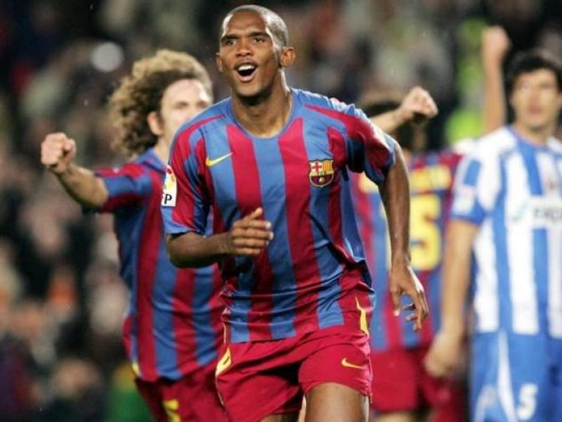 🏆 Samuel Eto'o: An African great's glittering career in numbers