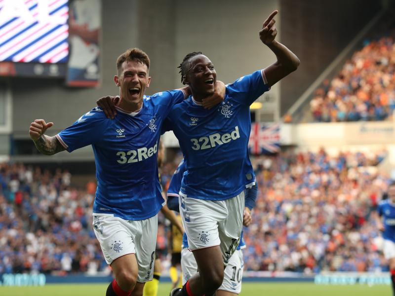 Aribo one of Rangers' best summer signings